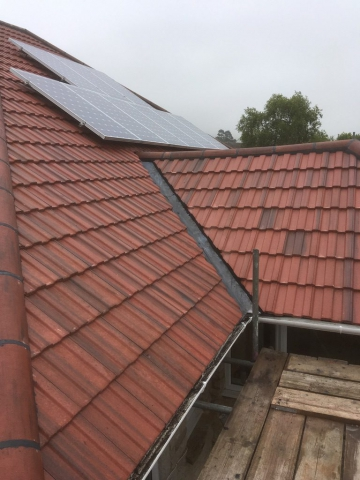D. Chambers Roofing
